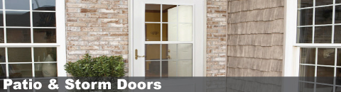 Patio Door Repair and Screen Door Repair in Michigan City & La Porte IN