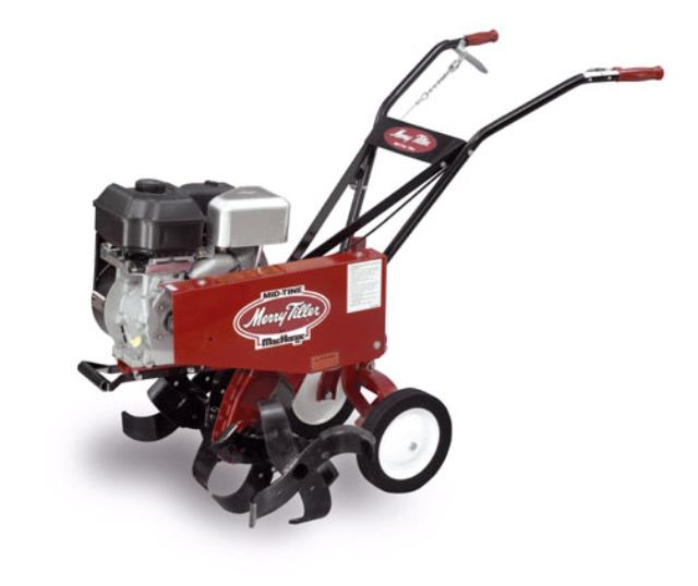 Where to find TILLER, FRONT TINE 5 HP MAXIM in Michigan City