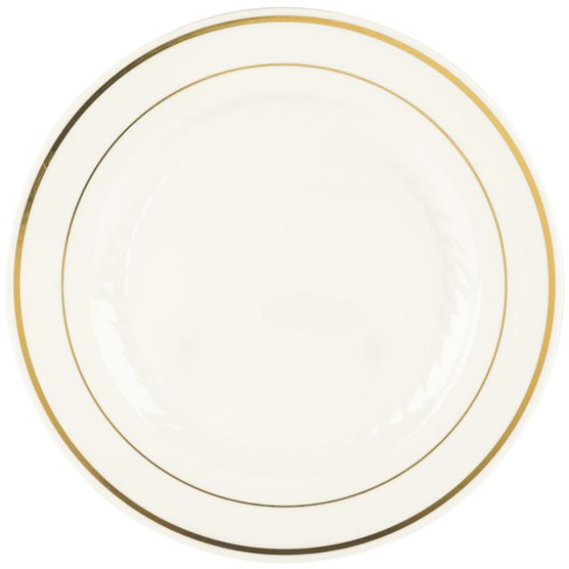 Where to find CHINA, LUNCHEON PLATE, 9 in Michigan City
