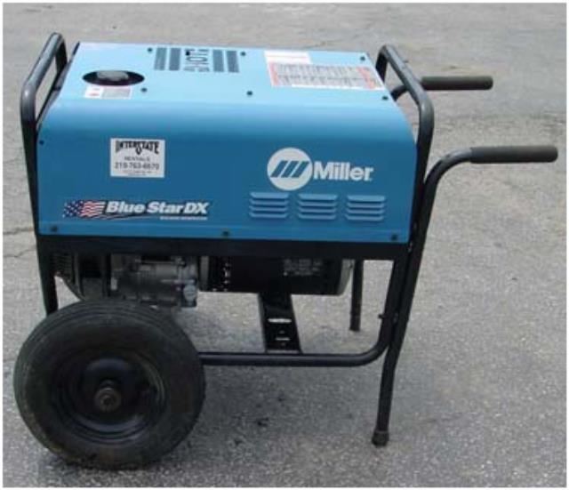 Where to find GENERATOR 6000 WATT 40 AMP WELDER in Michigan City