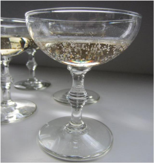 Where to find GLASS, CHAMPAGNE SAUCER in Michigan City