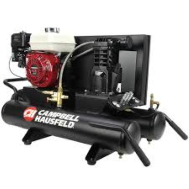 Where to find AIR COMPRESSOR, 5.5HP GAS in Michigan City
