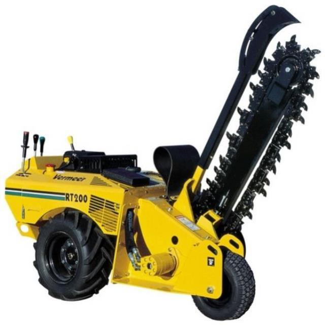 Where to find TRENCHER  48  VERMEER  RT 200 in Michigan City