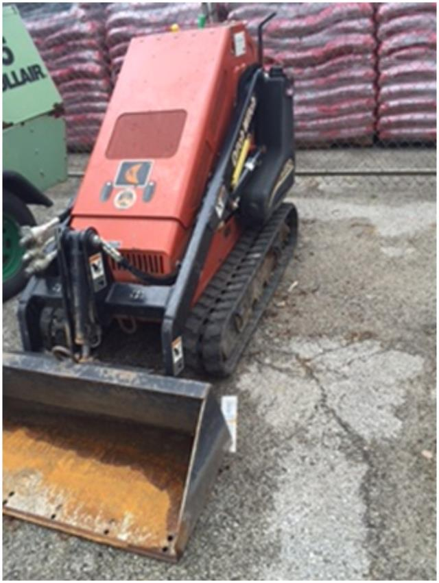 Where to find DITCH WITCH SKID STEER in Michigan City