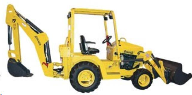 Where to find BACKHOE, TERRAMITE T5C in Michigan City