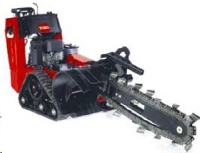 Where to find TRENCHER,TORO 48 in Michigan City